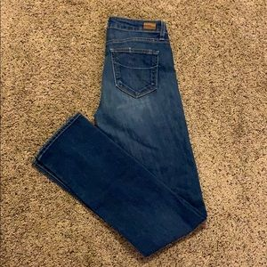 Skyline Straight PAIGE Jeans